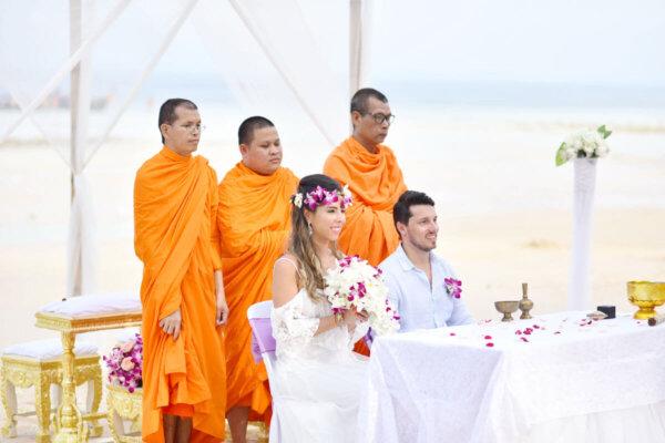 Buddhist Blessing Ceremony