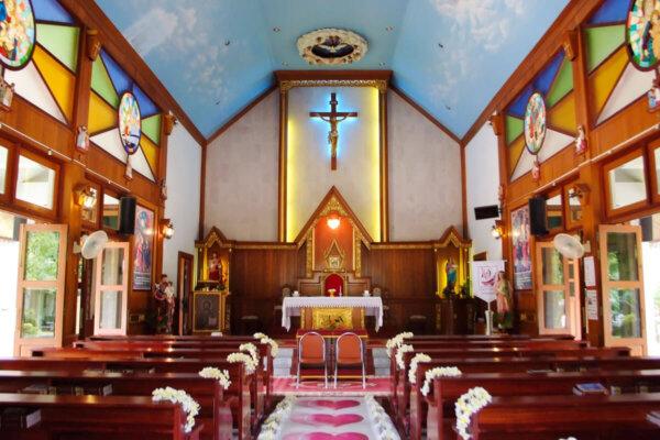 Catholic Church Wedding Venue