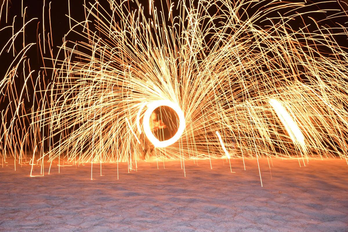 Fire Spinner