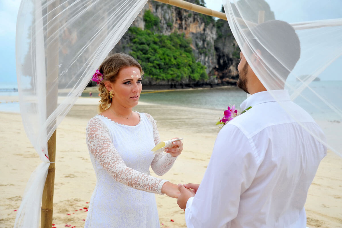 Thai + Western Wedding