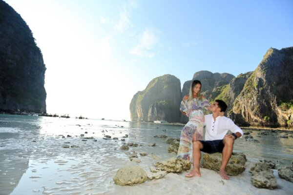 Phi Phi Pre-Wedding