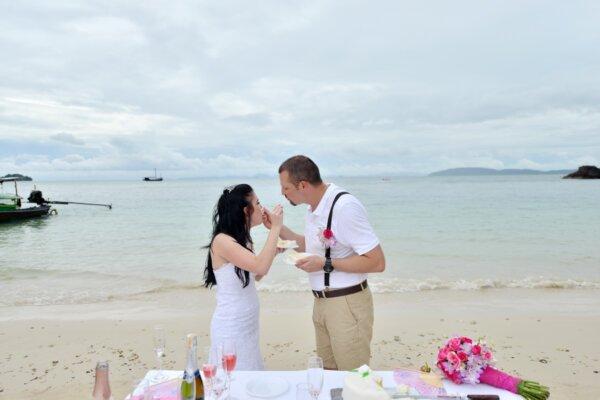 Railay Protestant Wedding