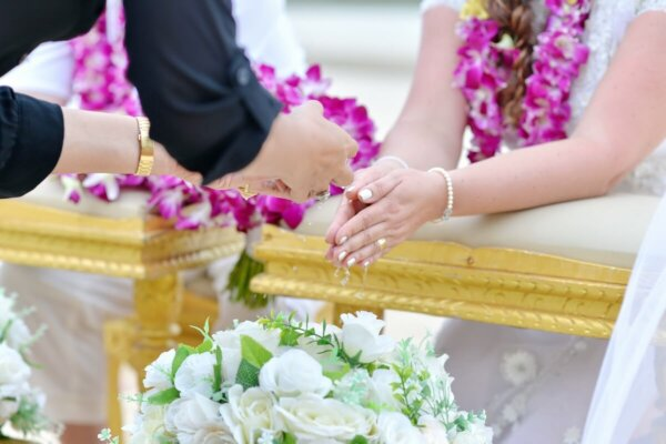 Railay Bay Wedding