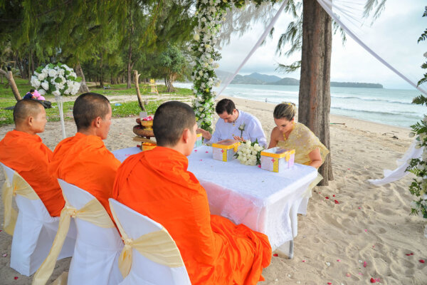 Buddhist Blessing Option 03